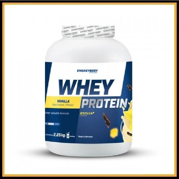 ENERGY BODY 100% Whey Protein 2,2кг (ваниль)