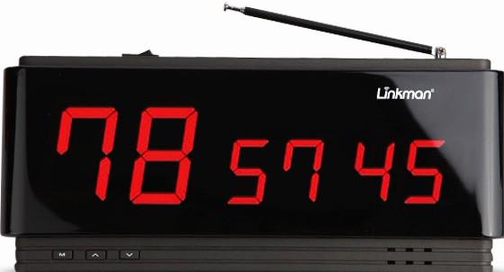 Система вызова официанта с приемником lm-d302n