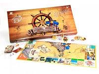 Настольная игра Пиратская Монополия. Арт. 0134R-3