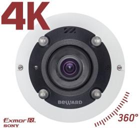 IP видеокамера BD3990FL2
