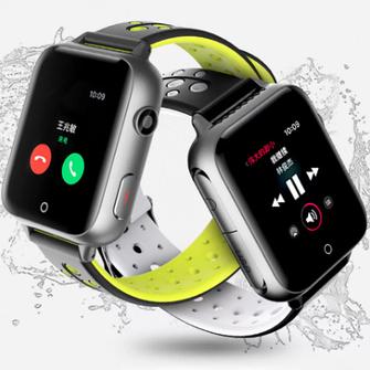 Умные детские смарт часы с GPS и фитнес браслеты
