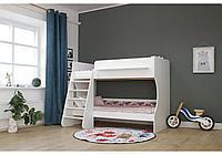 Двухъярусная кровать К432 Капризун белая, фото 1