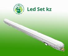 Светодиодный промышленный светильник GENERAL ССП 20 Вт 4000K 1600 Лм, 600мм, матовый