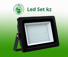 Прожектор светодиодный СДО-5-100 100Вт 220В 8000Лм 6500К IP65