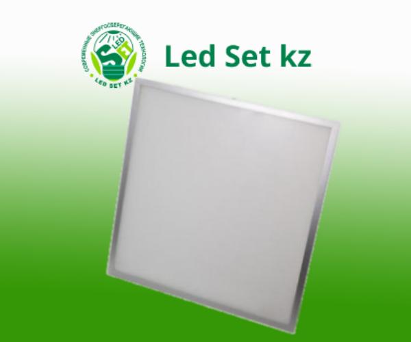 Панель светодиодная LP-02 40Вт 220В 4000К 3200Лм 595х595мм ASD