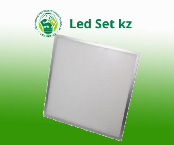 Панель светодиодная LP-02 40Вт 220В 6500К 3200Лм 595х595мм ASD