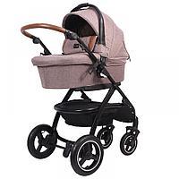 Детская коляска детская 2 в 1 Rant Alaska 2019 Melange brown