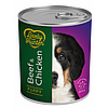 Влажный корм для щенков всех пород Lovely Hanter Puppy Beef&Chicken с говядиной и курицей