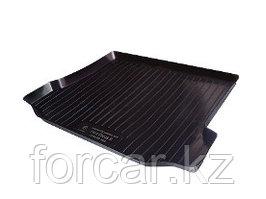 Коврик в багажник Ford Focus II sedan (08-) (полимерный) L.Locker