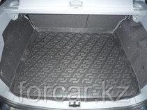 Коврик в багажник Ford Focus II universal (05-) (полимерный) L.Locker, фото 2