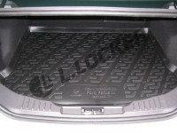 Коврик в багажник Ford Focus III hatchback (11-) (полимерный) L.Locker, фото 2