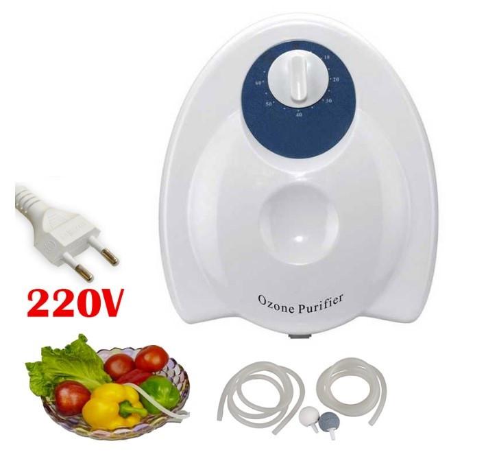 Озонатор бытовой для дома и квартиры.Озонатор (генератор озона) для воды и воздуха GL-3188A. 400Мг/ч