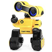 Интерактивный робот JJRC R13 CADY WIRI ОПТОМ