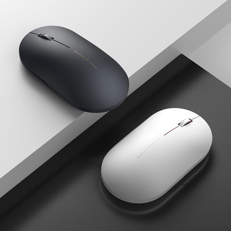 Беспроводная мышь Xiaomi Mi Wireless Mouse 2 (черный)