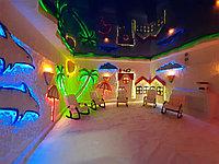 Соляная пещера под ключ (Галокамера, солевая шахта,солевая комната)