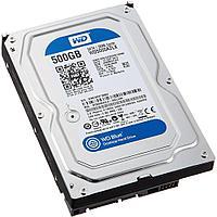 Жесткий диск Western Digital 500 Gb  WD Blue [WD5000AZLX] Б.У.
