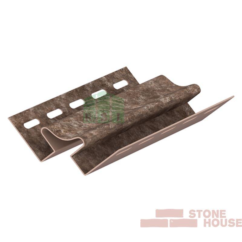 Внутренний угол Stone House (коричневый кварцит)