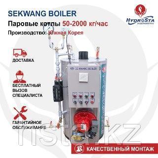 Паровой газовый котел SEKWANG BOILER SEK 100 + горелка SG 10