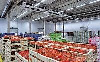 Установка холодильных установок для овощехранилищ