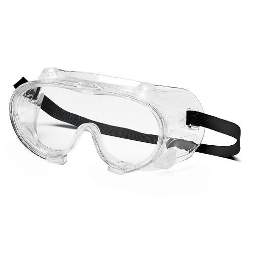 Защитные очки с фильтрами (противочумки)