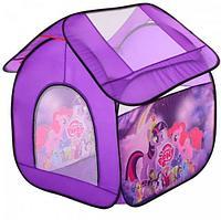 Детская игровая палатка Pony Волшебный домик Пони, фото 1