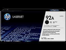 HP C4092A Картридж лазерный черный HP 92A для LaserJet 1100/3200/3220