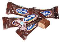 Шоколадные Milky Way minis (Шоколадный коктейль)  1кг