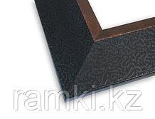 Пластиковая рама в Алматы (цвет:черный )