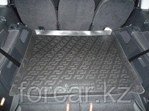 Коврик в багажник Ford Galaxy (06-) (полимерный) L.Locker, фото 2