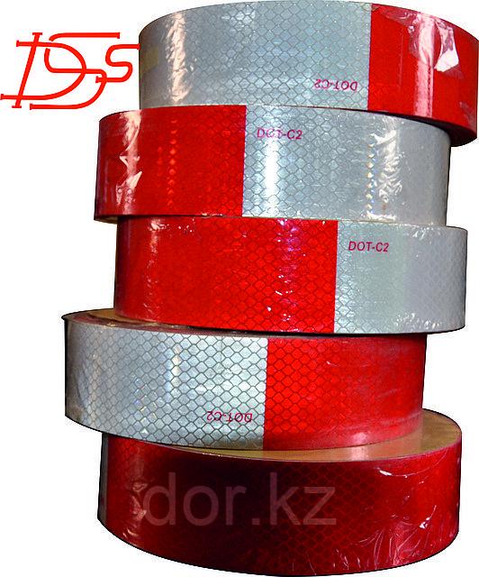 Лента для контурной маркировки клейкая от ТОО ДорСтройСнаб