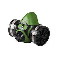 Полумаска STAYER MASTER 11175 фильтрующая противогазная