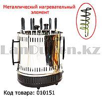 Вертикальная электрошашлычница Haeger на 11 шампуров