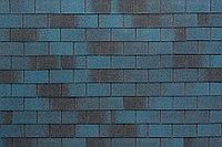 Битумная черепица Tegola STANDARD Синяя Ночь (NIGHT BLUE)
