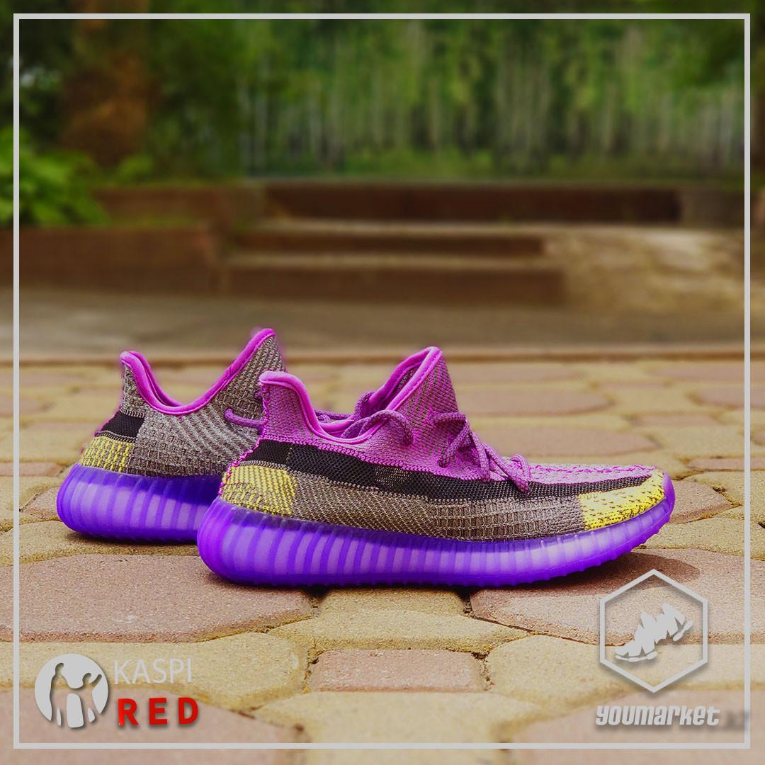 Женские кроссовки Adidas Yeezy 350 Vol.2