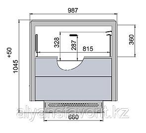 Бонеты низко/среднетемпературные Сarino Plug-In, фото 2