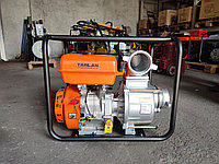 Мотопомпа бензиновая для грязной воды Tarlan TWP 100T