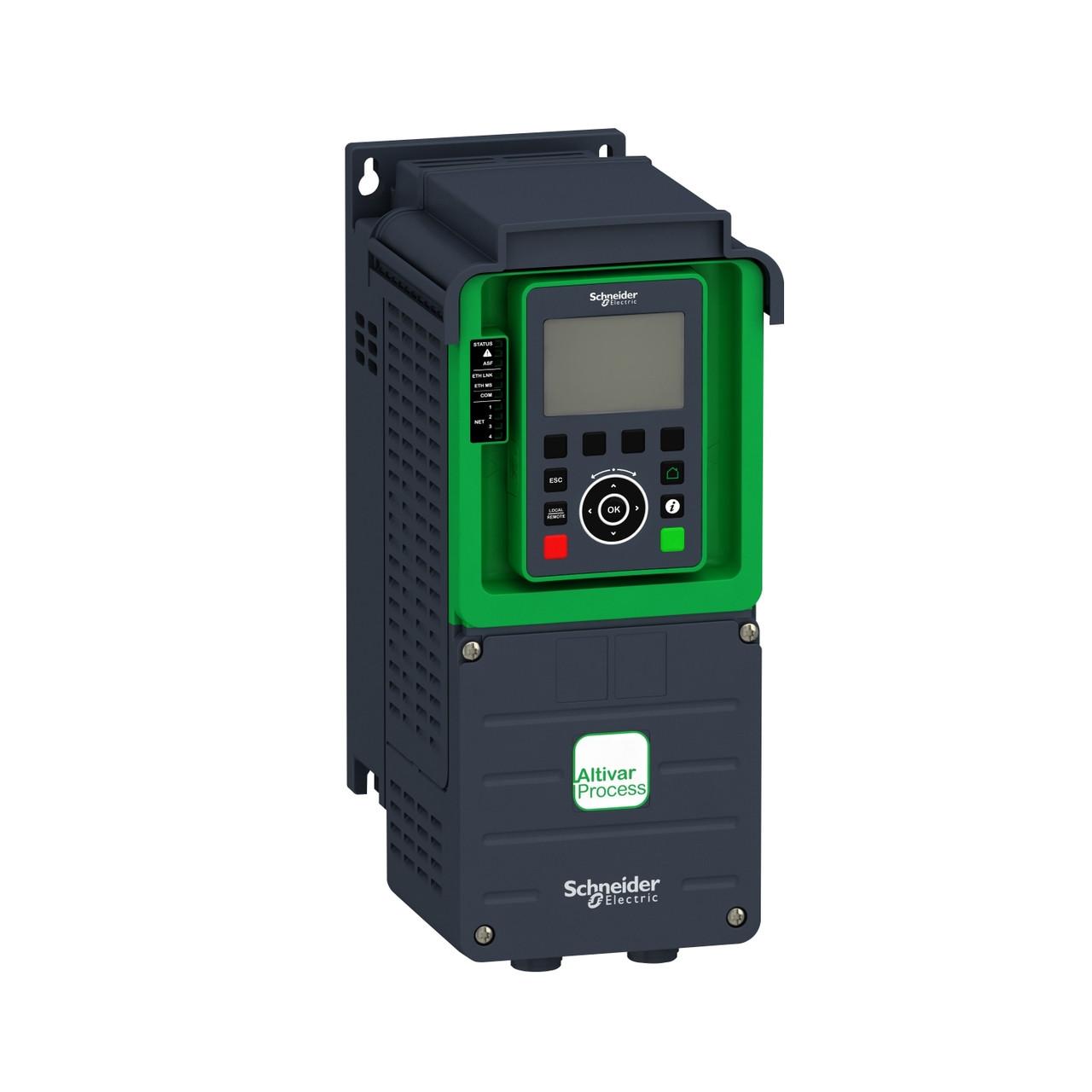ATV630U15N4 Преобразователь частоты  ATV630 1.5кВт 380В 3ф
