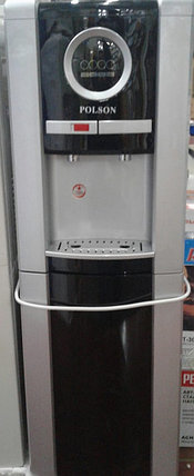 Диспенсер для воды  компрессорный с холодильником, фото 2