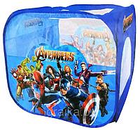 Детская игровая палатка Мстители