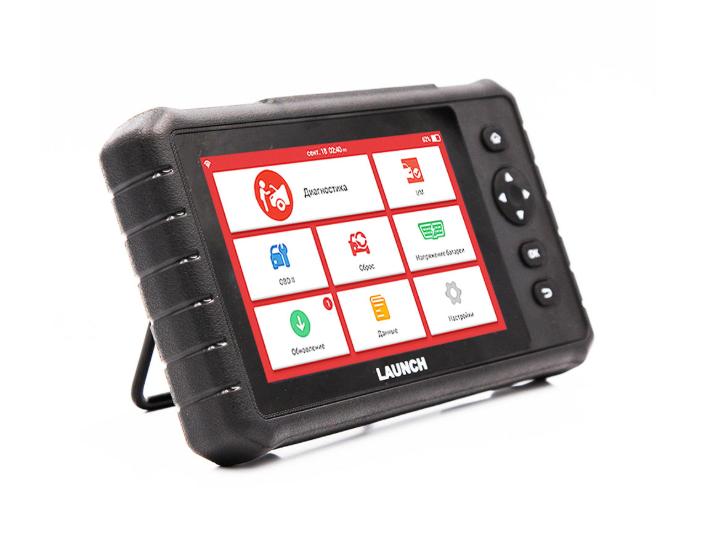 Диагностический мультимарочный автомобильный сканер LAUNCH CRP 349