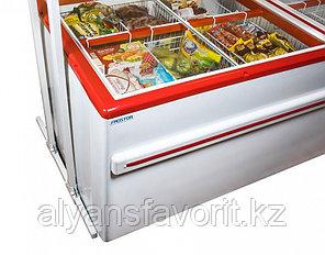 """Морозильные бонеты """"FROSTOR"""" F 2000/2500 В с прямым стеклом, фото 2"""