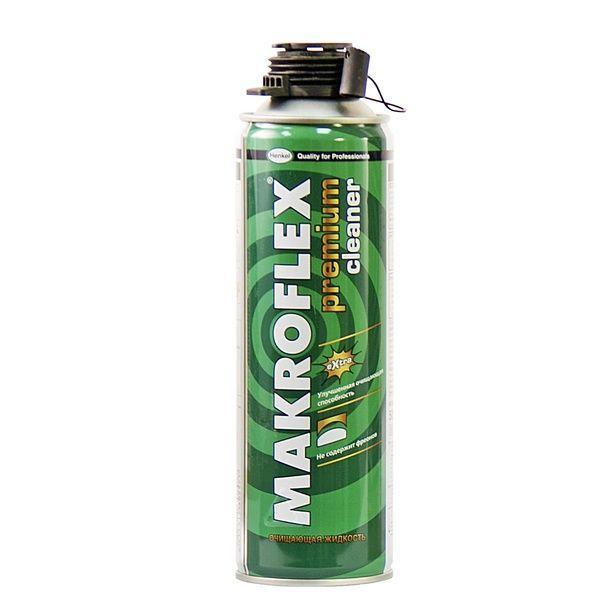 Чистящее средство Makroflex Premium Cleaner