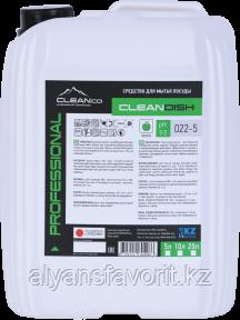 CLEANDISH  ELIT - средство для мытья посуды.5 литров и 10 литров.РК, фото 2