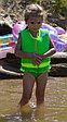 Плавательный жилет зеленый, фото 2