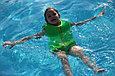 Плавательный жилет зеленый, фото 4