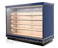 Холодильная горка Лозанна ВС63