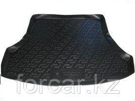 Коврик в багажник Ford Mondeo sedan (00-07) (полимерный) L.Locker