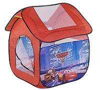 Детская игровая палатка Тачки