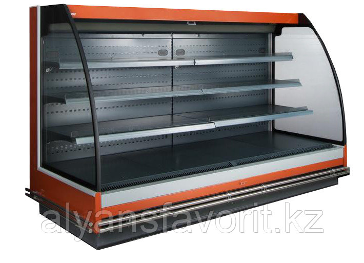 Холодильная горка Камелия ВС54