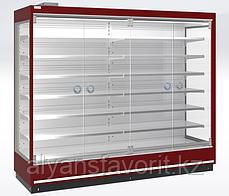 Охлаждаемые стеллажи RIMINI H10 SG (одинарное К-стекло), фото 3